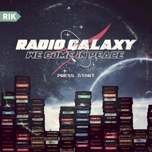 Radio Galaxy - Time Travel