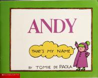 Cover of: Andy That's My Name |