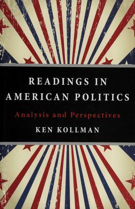 Cover of: Readings in American politics | Ken Kollman
