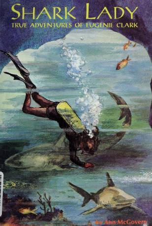 Cover of: Shark lady | Ann McGovern